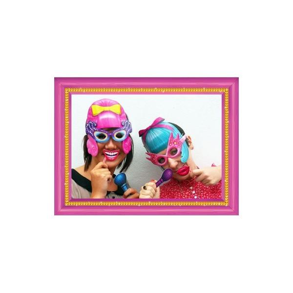 kit photobooth anniversaire enfant accessoires amusants. Black Bedroom Furniture Sets. Home Design Ideas