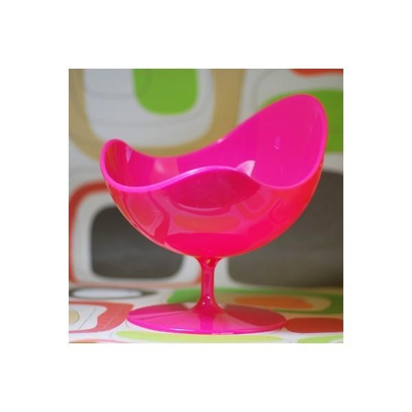 5 verrines design fauteuil rose fushia verrines creative emotions - Fauteuil rose fushia ...