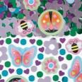 Confettis thème papillons
