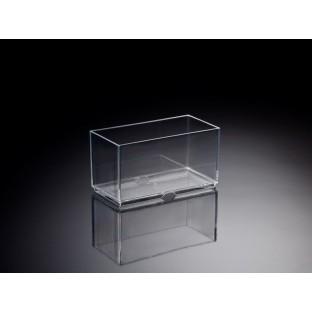 25 verrines empilable transparente plastique