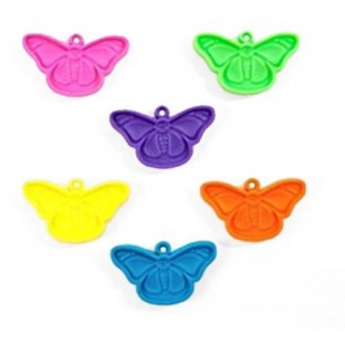 5 poids pour ballons papillon (15gr)