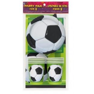 Pack Anniversaire enfant thème football