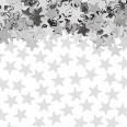 Confettis étoile, argent