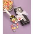 Pelle à bonbons Candy bar metal, cadeau invité