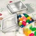 Boîtes à dragées carrée en fer DIY