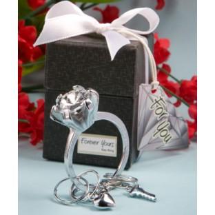 bague solitaire, cadeau invité mariage - Cadeaux invités Mariage ...