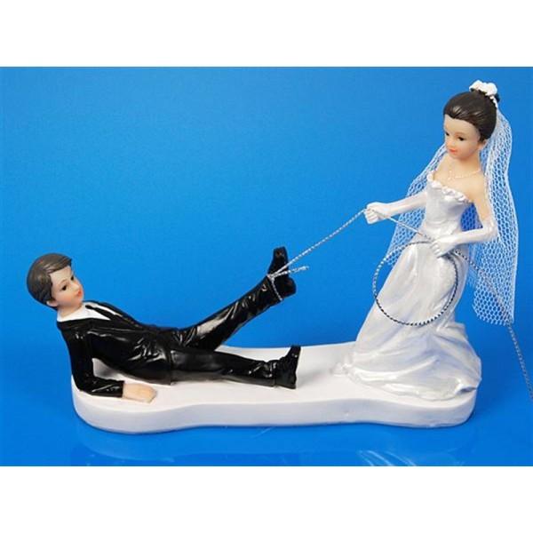 figurine humoristique mariage autour du gteau creative emotions - Personnage Gateau Mariage Humoristique
