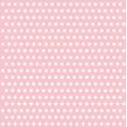 20 Serviettes jetables à pois rose clair bébé