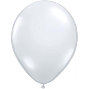 """5 ballons transparents """"Cristal ballons"""""""