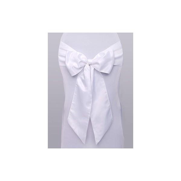 Location Tissu Satin Noeud De Chaise Blanc Agrandir Annule Afficher Toutes Les Images
