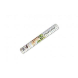 Canon à confettis  40 cm petales de rose BLANC