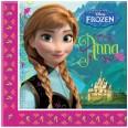 "20 Serviettes ""frozen"" La Reine des Neiges"