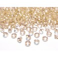 Perles Diamant de table, gold or 12mm