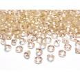 Perles Diamant de table, gold or 12mm