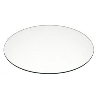 Location grand miroir de table rond 35 cm vases for Miroir rond grand diametre