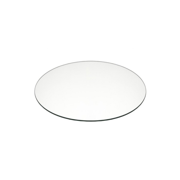 Location grand miroir de table rond 35 cm vases for Grand miroir rond