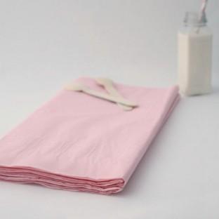 Nappe Rose Pale : nappe rectangulaire rose pale en papier nappes jetables ~ Teatrodelosmanantiales.com Idées de Décoration