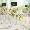 4 marque table mariage ardoise tige bois