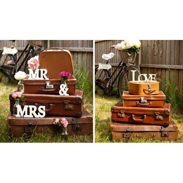 location valise vintage marron deco mariage location deco creative emotions. Black Bedroom Furniture Sets. Home Design Ideas