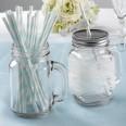 Verre contenant mason jars chope en verre