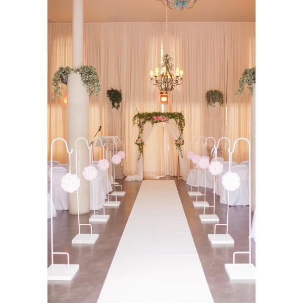 afficher toutes les images - Piquet Porte Lanterne Mariage