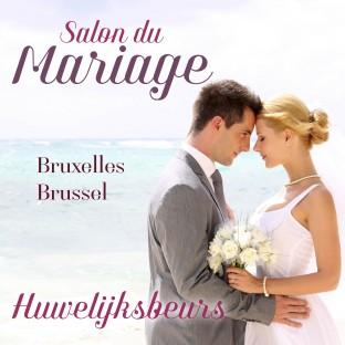 Salon du Mariage BXL 6-7-8/10/2017