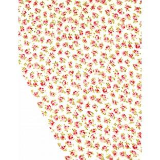 Chemin de table tissu floral liberty