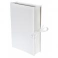 Urne blanche tirelire livre mariage communion