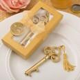 Clé vintage dorée gold décapsuleur cadeau