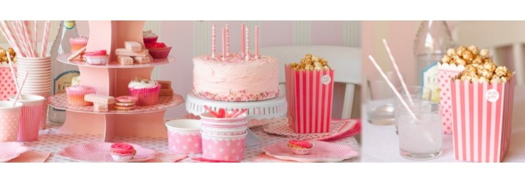 Pink candy party