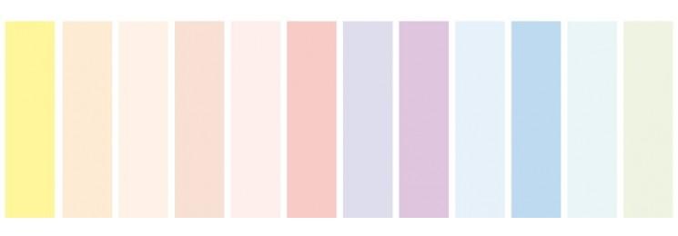 Anniversaire pastel