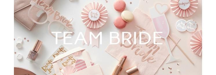 Team Bride - Bride to be